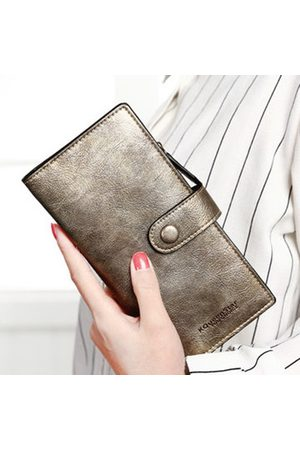 Newchic Women Wallets - PU Leather Ultrathin Wallet