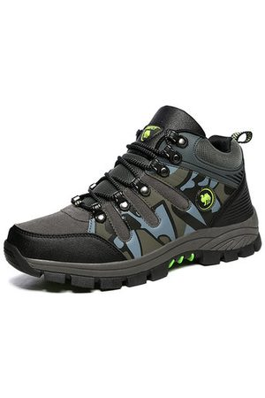 Newchic Men Wear-resistant Shock Absorption Hiking Shoes