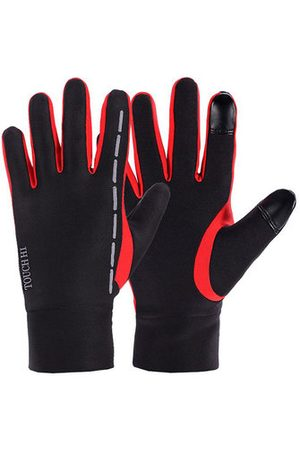 Newchic Warm Fleece Outdoor Ski Cycling Gloves