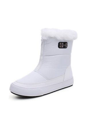 Newchic Women Boots - Mid-Calf Warm Boots For Women