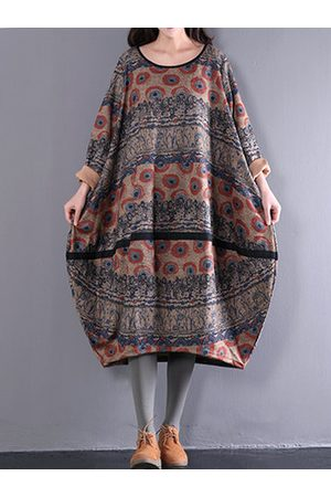 Newchic Vintage Loose Women Dresses