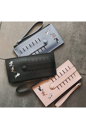 Newchic Stylish Multi-slots Long Wallet Phone Bag