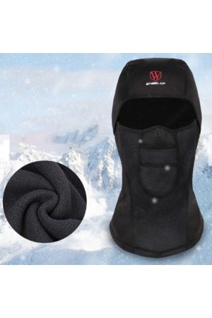 Newchic Men Hats - Mens Winter Warm Fleece Full Hood Face Mask