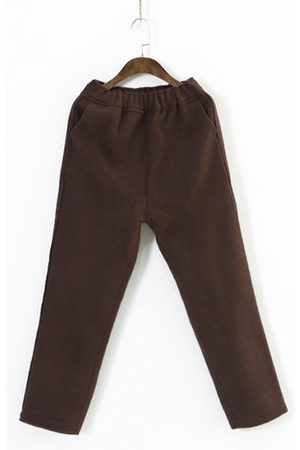 Newchic Casual Women Thick Pants