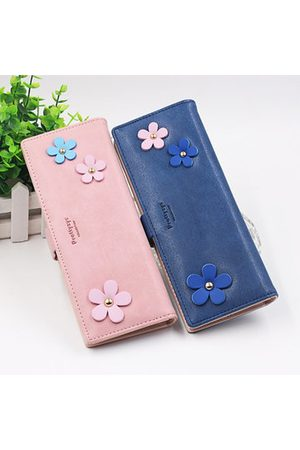 Newchic Women 55 Card Slots Long Card Holder Wallet