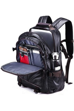 Newchic Men Universal Laptop Backpack