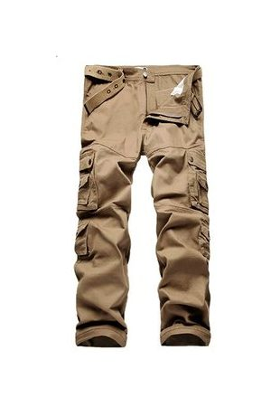 Newchic Charmkpr Causal Multi-pocket Outdoor Pants
