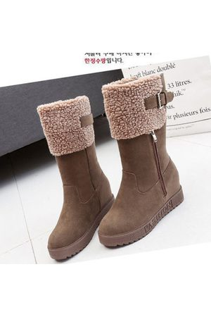 Newchic Girls Ankle Boots - Winter Ankle Snow Boots