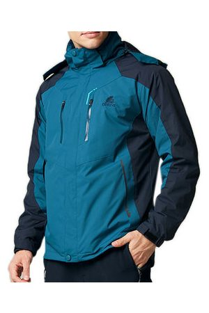 Newchic Men Outdoor Jackets - Outdoor Windproof Jackets
