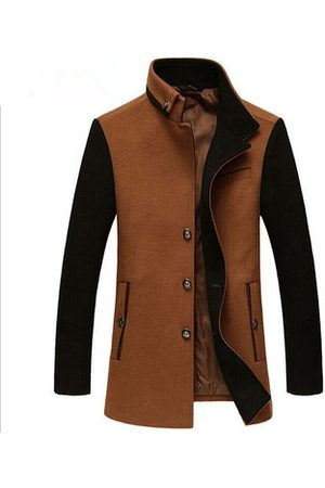 Newchic Thicken Woolen Jacket Coats
