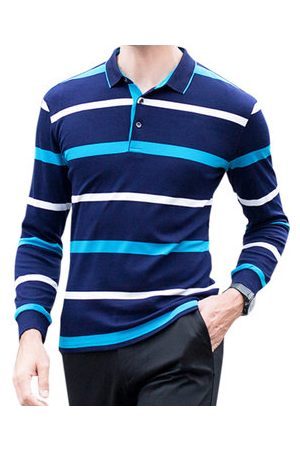 Newchic 100% Cotton Knitted Polo Shirt