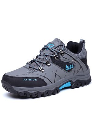Newchic Men's Outdoor Wearable Casual Hiking Shoes