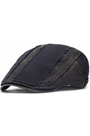 Newchic Washed Pure Cotton Adjustable Beret Hat
