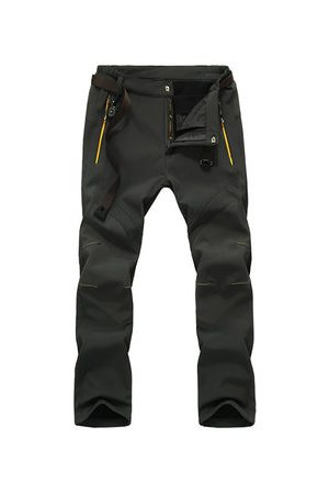 Newchic Men Pants - Mens Outdoor Windproof Water-repellent Pants