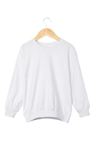 Newchic Sweet Candy Color Girls Long Sleeve Tops