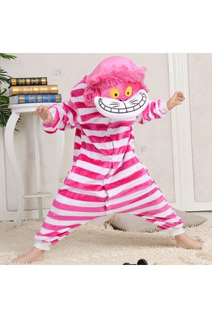 Newchic Comfortable Thickening Cute Cartoon Jumpsuits