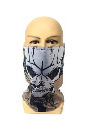 Newchic Men Women Outdoor Riding Skull Sports Scarf Dust Neck Face Mask Ski Sport Headband