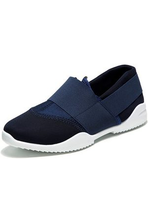 Newchic Men England Canvas Sport Breathable Running Casual Shoes