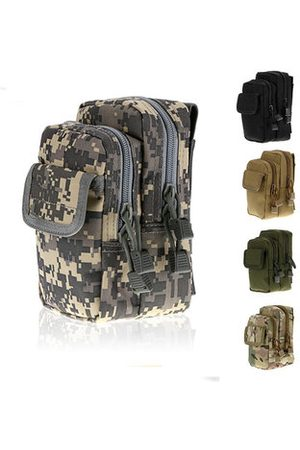 Newchic Men Sports Bags - Men Casual Multifunctional Molle Outdoor Sport Tactical Package Casual Nylon Bags
