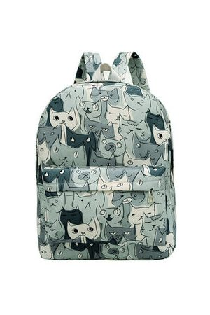 Newchic Women Rucksacks - Women Cartoon Pattern Cute Bags School Bags Backpack