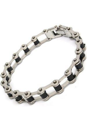 Newchic Men Bracelets & Bangles - Punk Motorcycle Chain Bracelet 316L Stainless Steel Motorcycle Chain Men Bracelet