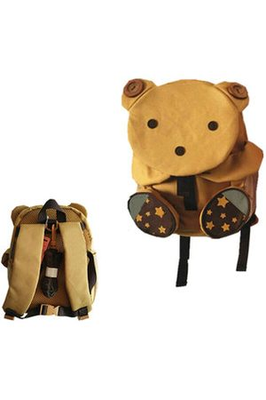 Newchic Boys Rucksacks - Children Cartoon Anti-lost Schoolboy Backpack Boy Gils Oxford Schoolbag