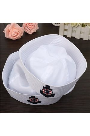 Newchic Kids Captain Skipper Sailor Navy Hat