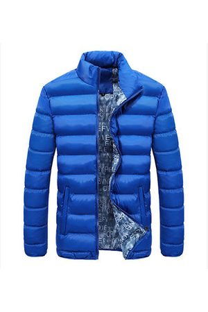 Newchic Plus Size Winter Casual Outdoor Waterproof Windproof Thicken Warm Slim Jacket for Men
