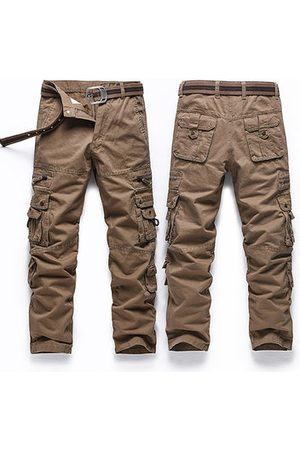 Newchic Men Cargo Pants - Outdoor Cotton Casual Cargo Pants