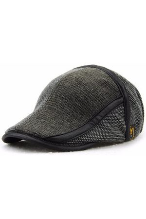 Newchic Men Caps - Cotton Knitting Newsboy Beret Caps