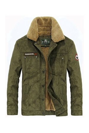 Newchic Men Outdoor Jackets - Plus Size Outdoor Casual Jacket for Men