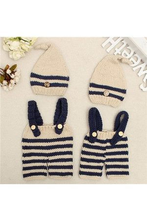 4b989cdd589c7 Newchic Newborn Baby Girls Boys Crochet Knit Costume Photo Photography Prop  Outfits Pants Hat