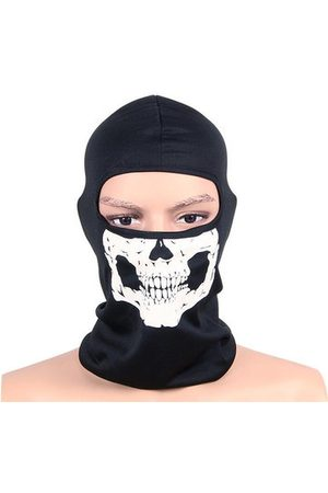 Newchic Men Skull Head Wear Multi Use Hat Scarf Face Mask Motorcycle Cap Face Mask CS Hats