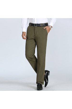 Newchic Fleece Casual Business Cargo Pants