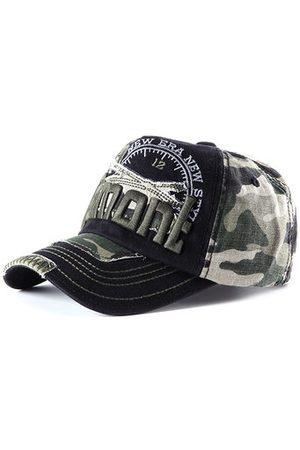 Newchic Mens Cotton Embroidery Baseball Cap