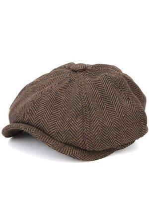 Newchic Casual Visor Cotton Newsboy Beret Cap
