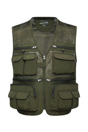 Newchic Men Outdoor Jackets - Outdoor Sport Photographic Vest