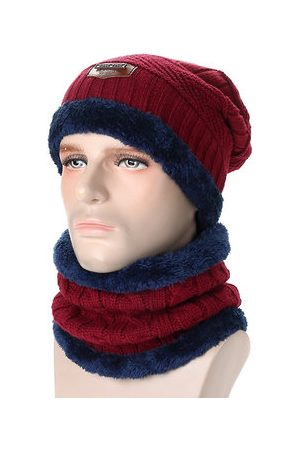 Newchic Men Beanies - Knitted Slouch Beanie Hat