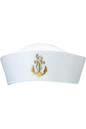 Newchic White Sailor Ship Captain Navy Marine Hat Nautical Fancy Dress Cosplay Cap