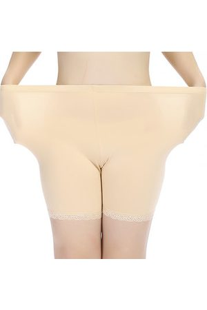 Newchic Women Shorts - Plus Size Sexy Super Elastic Boyshorts Soft Modal Shorts Panties For Women