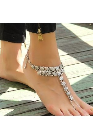 Newchic Bohemian Beach Barefoot Sandals Anklet