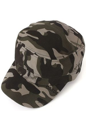 Newchic Men's Army Camouflage Military Soldier Hats Sport Cap Jungle Flat Hat