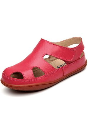 Newchic Unisex Children Soft Hollow Sandals
