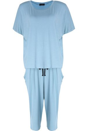 Newchic Women Tracksuits - Batwing Loose Blue Casual Women Tracksuit