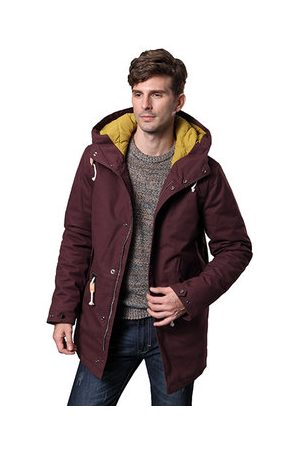 Newchic Winter Casual Outdoor Hooded Thicken Jackets