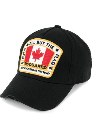 Dsquared2 Canadian flag baseball cap