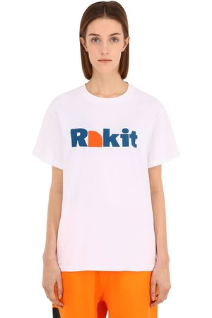 ROKIT The Climber Cotton Jersey T-shirt
