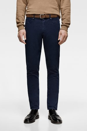 Zara Belted trousers