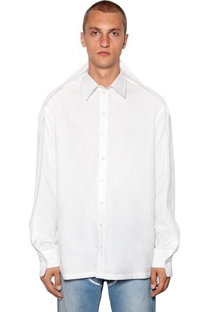 Y / PROJECT Oversized Cotton Shirt