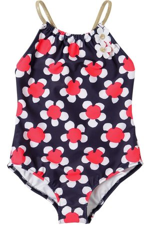 Marc Jacobs Printed Lycra One Piece Swimsuit